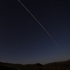 ISS Trail April 14 2014
